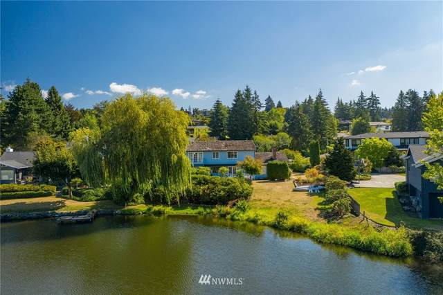 1411 86th Avenue NE, Clyde Hill, WA 98004 (#1659930) :: Ben Kinney Real Estate Team