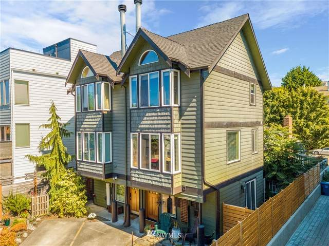 6717 California Avenue SW B, Seattle, WA 98136 (#1659956) :: Ben Kinney Real Estate Team