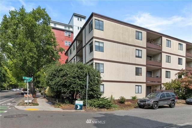 2100 N 106TH Street #106, Seattle, WA 98133 (#1659960) :: Hauer Home Team