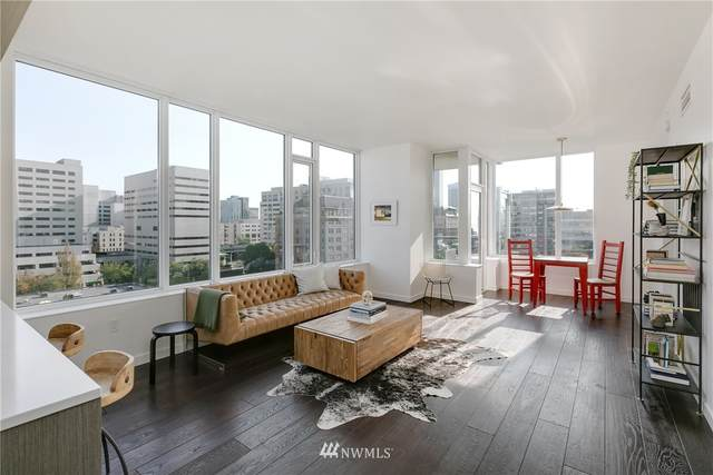 1321 Seneca Street #1005, Seattle, WA 98101 (#1659966) :: Better Homes and Gardens Real Estate McKenzie Group
