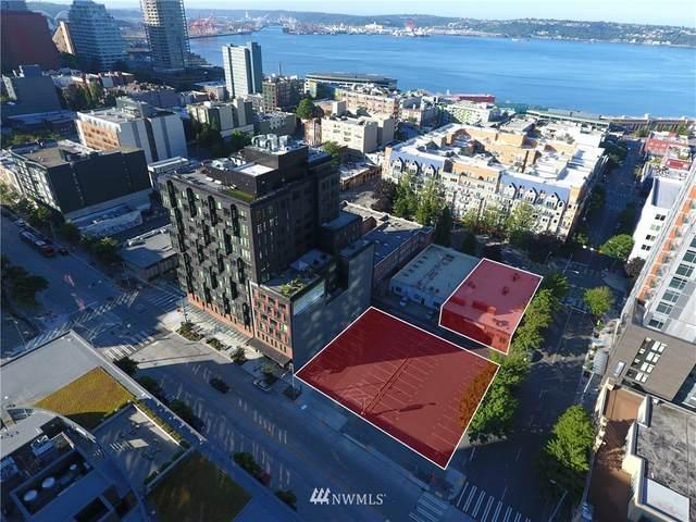 2421 3rd Avenue, Seattle, WA 98121 (#1659995) :: Keller Williams Realty