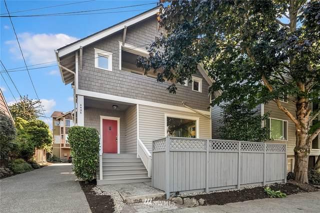 4424 Francis Avenue N, Seattle, WA 98103 (#1660062) :: McAuley Homes