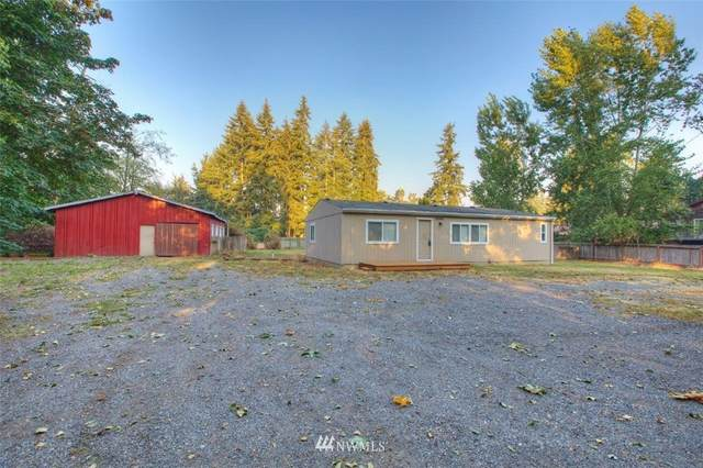 22421 153rd Place SE, Kent, WA 98042 (#1660103) :: Pacific Partners @ Greene Realty