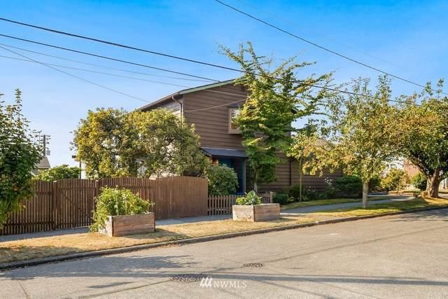 6101 34th Avenue NW, Seattle, WA 98107 (#1660162) :: NextHome South Sound