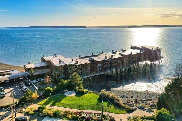 3717 Beach Drive SW #303, Seattle, WA 98116 (#1660184) :: McAuley Homes