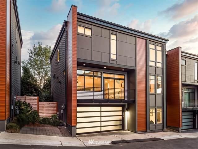 313 7th Lane S #18, Kirkland, WA 98033 (#1660201) :: McAuley Homes
