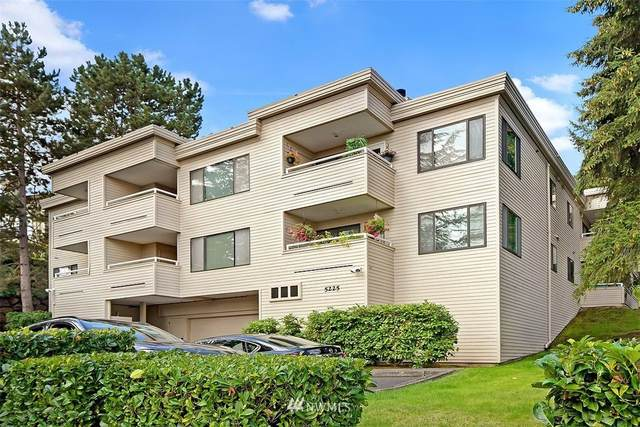 5225 50th Avenue NE #206, Seattle, WA 98105 (#1660270) :: Better Homes and Gardens Real Estate McKenzie Group