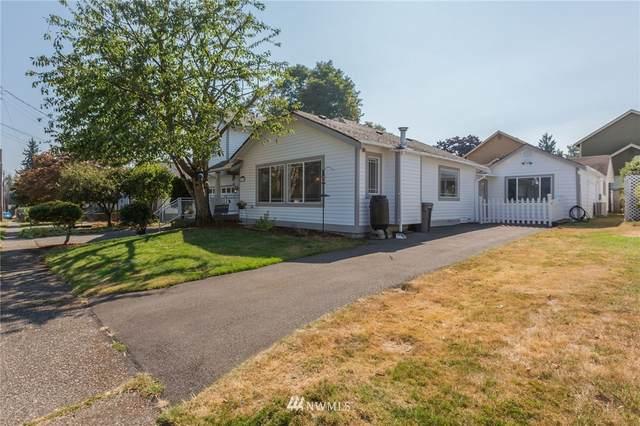 8511 S 119th Street, Seattle, WA 98178 (#1660283) :: Lucas Pinto Real Estate Group