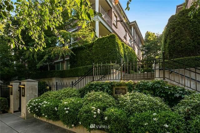 716 Boylston Avenue E #3, Seattle, WA 98102 (#1660407) :: Urban Seattle Broker