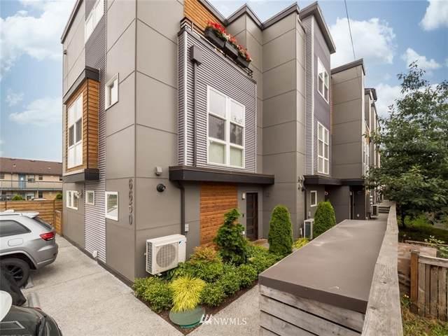6650 Corson Avenue S B, Seattle, WA 98108 (#1660450) :: Better Properties Lacey