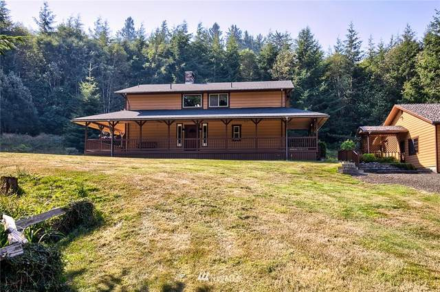 122 Valley Road, Hoquiam, WA 98550 (#1660495) :: Keller Williams Realty