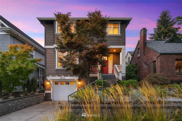 4844 NE 43rd Street, Seattle, WA 98105 (#1660514) :: Better Homes and Gardens Real Estate McKenzie Group