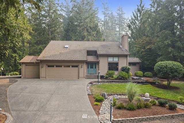 800 E Lakeshore Drive, Allyn, WA 98524 (#1660518) :: Hauer Home Team