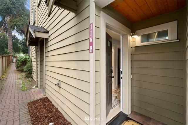 116 20th Avenue E B, Seattle, WA 98112 (#1660532) :: McAuley Homes