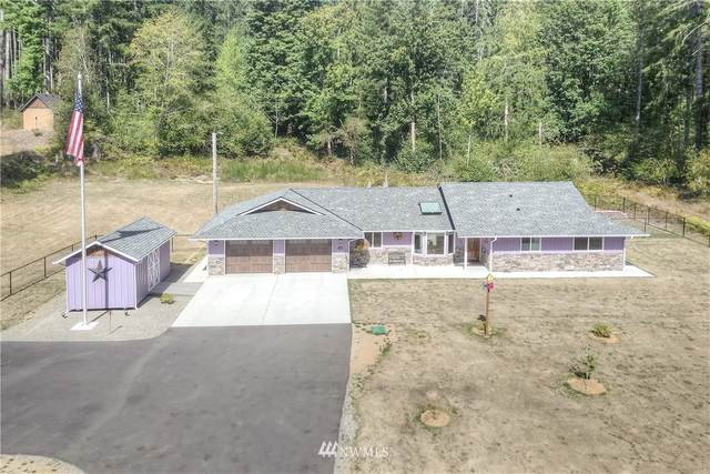 1250 Northcliff Road, Shelton, WA 98584 (#1660550) :: Pacific Partners @ Greene Realty