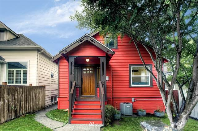 4519 S Findlay Street, Seattle, WA 98118 (#1660566) :: Better Properties Lacey