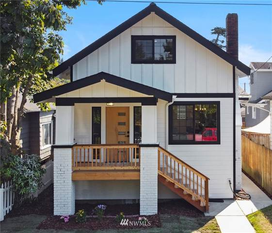 651 NW 74th Street, Seattle, WA 98117 (#1660577) :: Better Properties Lacey