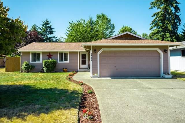 4709 Stikes Drive SE, Lacey, WA 98503 (#1660648) :: Better Properties Lacey