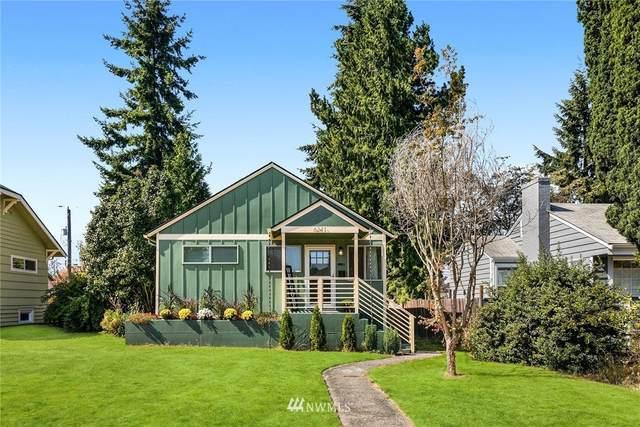 6341 37th Avenue SW, Seattle, WA 98126 (#1660744) :: McAuley Homes