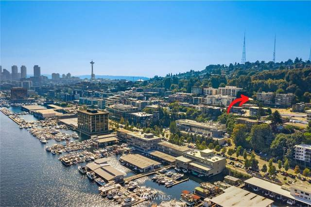 1740 Aurora Avenue N #301, Seattle, WA 98109 (#1660800) :: Urban Seattle Broker