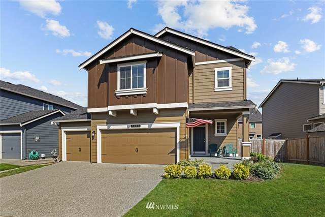 1006 Antonie Lane NW, Orting, WA 98360 (#1660823) :: Keller Williams Realty