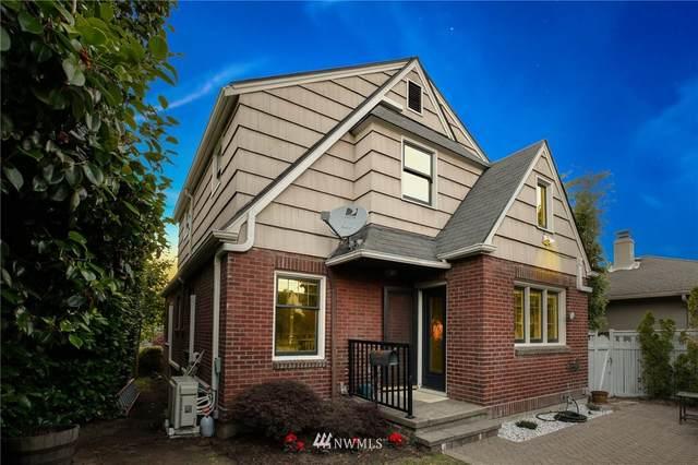 1712 Sunset Avenue SW, Seattle, WA 98116 (#1660848) :: McAuley Homes