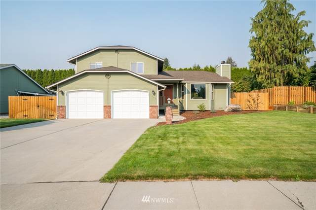 1922 Northfield Place, Wenatchee, WA 98801 (#1660952) :: Ben Kinney Real Estate Team
