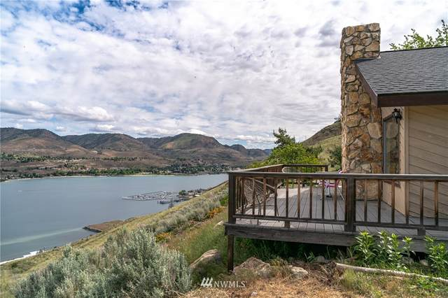 25 Chelan Butte Road, Chelan, WA 98816 (#1660958) :: Hauer Home Team