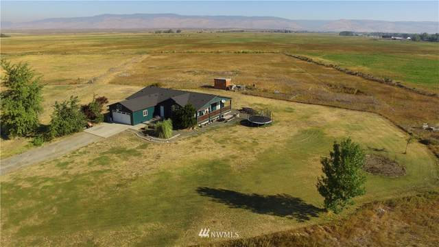 240 Stephanie Road, Ellensburg, WA 98926 (#1660995) :: Pickett Street Properties