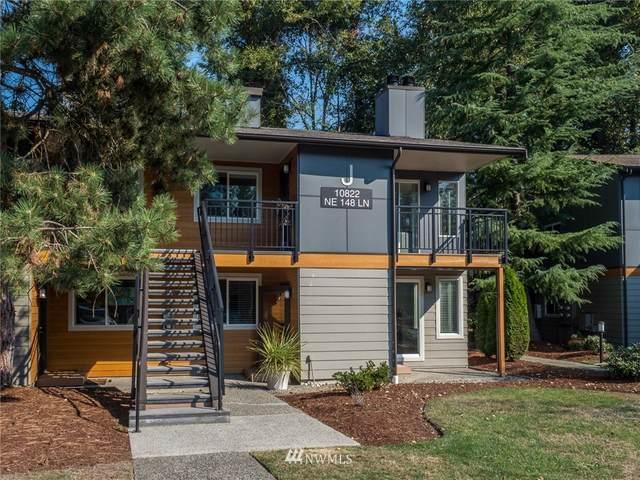 10822 NE 148th Lane J202, Bothell, WA 98011 (#1660999) :: Ben Kinney Real Estate Team