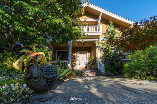 5614 12th Avenue NE, Seattle, WA 98105 (#1661001) :: Beach & Blvd Real Estate Group