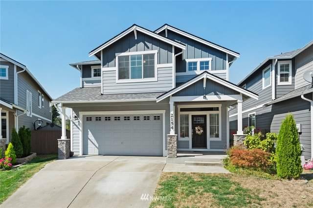 2154 SW Nautical Street, Bremerton, WA 98312 (#1661005) :: McAuley Homes