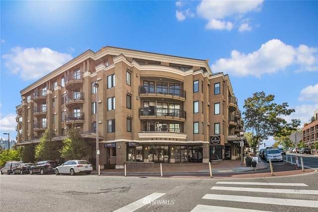 10047 Main Street #412, Bellevue, WA 98004 (#1661022) :: Pickett Street Properties