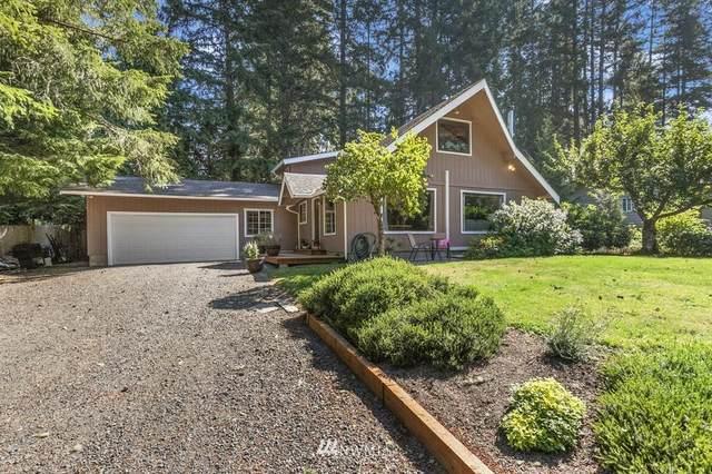 471 E Lakeshore Drive, Allyn, WA 98524 (#1661036) :: Ben Kinney Real Estate Team