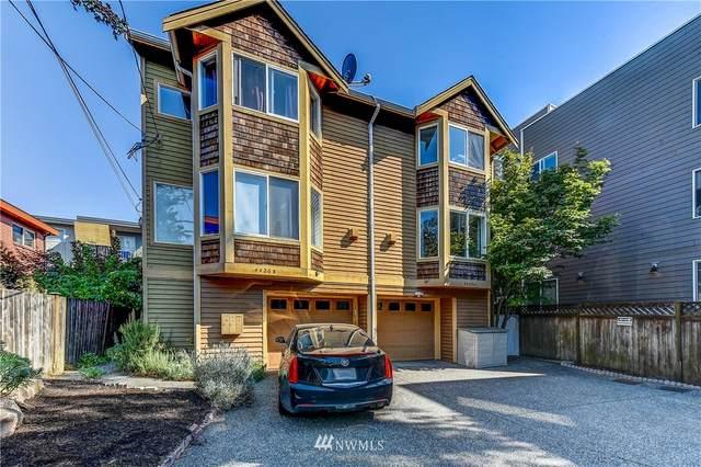 4426 Francis Avenue N A, Seattle, WA 98103 (#1661084) :: Better Properties Lacey