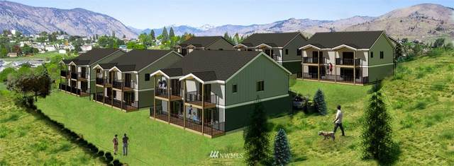 51 Phoebe Lane #5, Manson, WA 98831 (#1661085) :: Pacific Partners @ Greene Realty