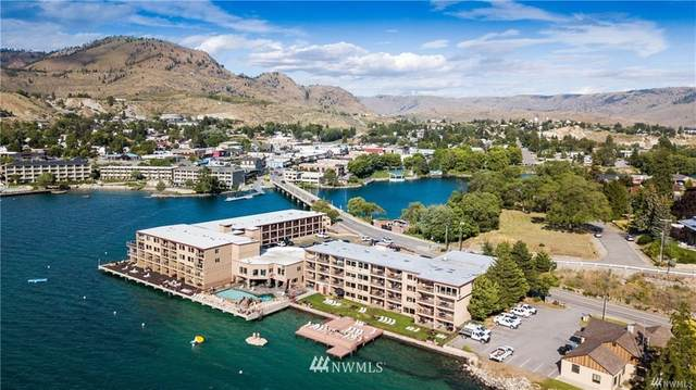 322 W Woodin Avenue W #402, Chelan, WA 98816 (#1661134) :: Keller Williams Realty