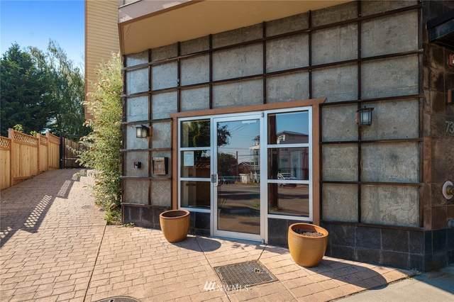 7311 15th Avenue NW #201, Seattle, WA 98117 (#1661178) :: Alchemy Real Estate