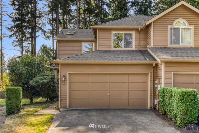 124 69th Place SE 124A, Everett, WA 98203 (#1661273) :: Ben Kinney Real Estate Team