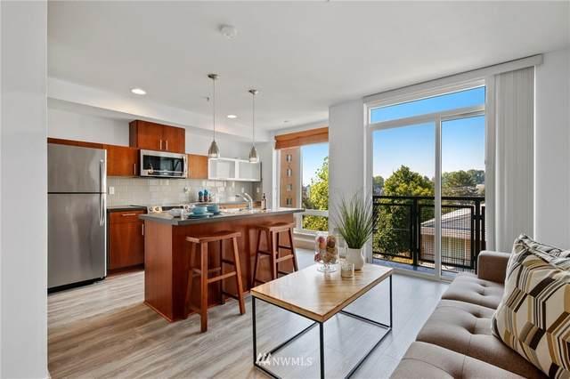 4547 8th Avenue NE #502, Seattle, WA 98105 (#1661350) :: McAuley Homes