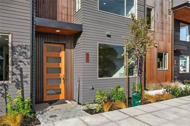 722 S Willow Street, Seattle, WA 98108 (MLS #1661406) :: Brantley Christianson Real Estate