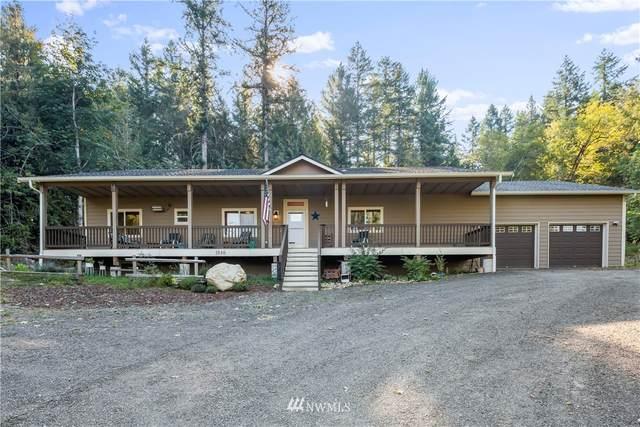 1846 SW Emerald Hills Lane, Port Orchard, WA 98367 (#1661409) :: Pacific Partners @ Greene Realty