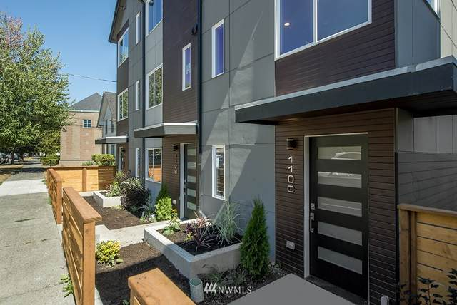 110 21st Avenue C, Seattle, WA 98122 (#1661592) :: Ben Kinney Real Estate Team