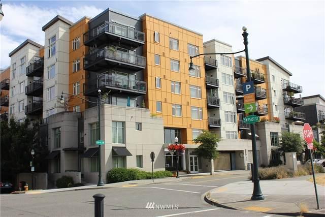 15100 6th Avenue SW #724, Burien, WA 98166 (#1661612) :: Lucas Pinto Real Estate Group
