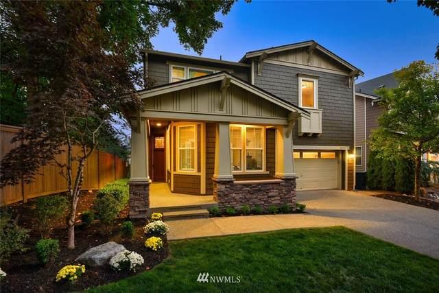 16158 SE 51st Place, Bellevue, WA 98006 (#1661619) :: McAuley Homes