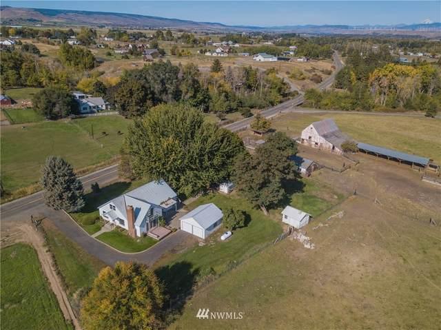 1320 Brown Road, Ellensburg, WA 98926 (MLS #1661633) :: Nick McLean Real Estate Group