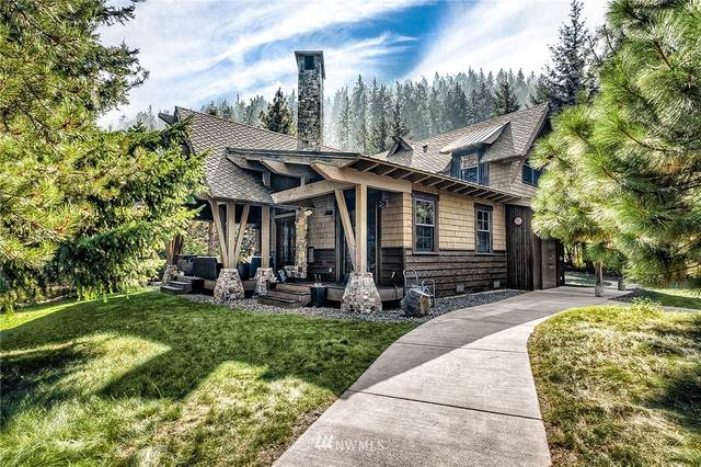 71 Saddle Ridge Loop, Cle Elum, WA 98922 (#1661648) :: Icon Real Estate Group