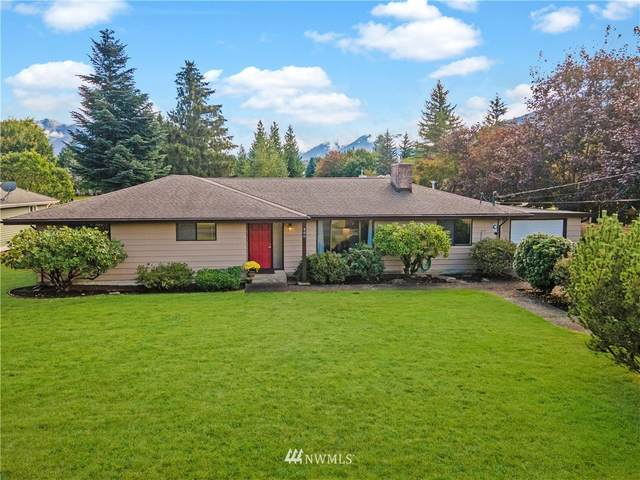 480 Si View Place SE, North Bend, WA 98045 (#1661649) :: Becky Barrick & Associates, Keller Williams Realty
