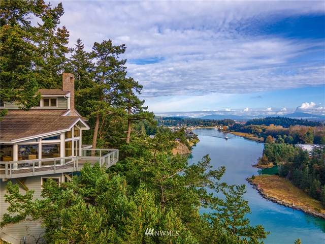 5 Beach Drive, La Conner, WA 98257 (#1661661) :: NextHome South Sound