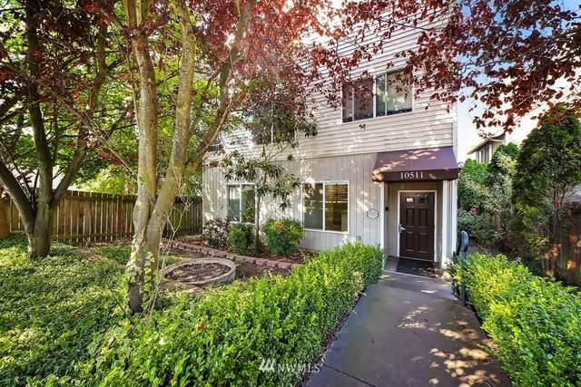 10511 Midvale Avenue N #101, Seattle, WA 98133 (#1661669) :: Ben Kinney Real Estate Team